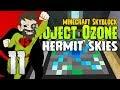 Hermit Skies   HermitCrafts BIGGEST IDIOT Revealed   #11   Project Ozone Lite   Modded Minecraft
