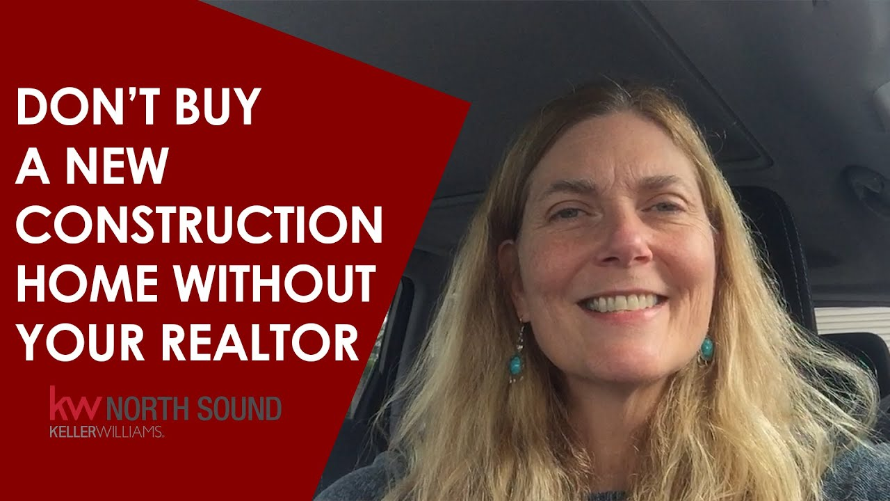 Why You Still Need Your Own Realtor When Purchasing New Construction