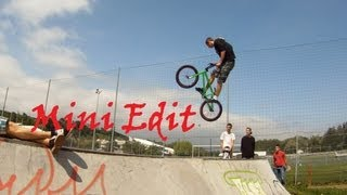 Chanas France  city photos gallery : Mini Edit Skatepark Chanas - BmxTutorialsFR