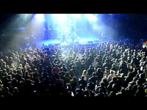 Video - Ανταπόκριση: ROTTING CHRIST w/ Hail Spirit Noir, Aherusia @ Piraeus 117 Academy