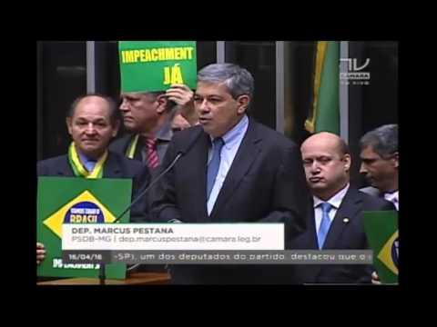 Deputado federal Marcus Pestana: Roubaram a esperança do povo brasileiro e produziram um desastre histórico
