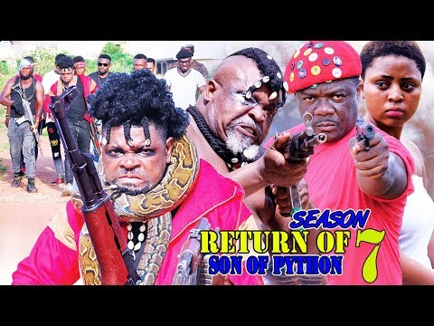 RETURN OF SON OF PYTHON SEASON 7- NIGERIAN MOVIES 2020 LATEST FULL  MOVIES