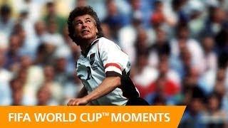Toni erinnert sich an sein Tor gegen Kamerun bei der WM 1998