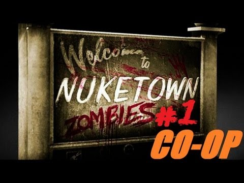 Nuketown Zombies Co-op with the Crew (Ep1)