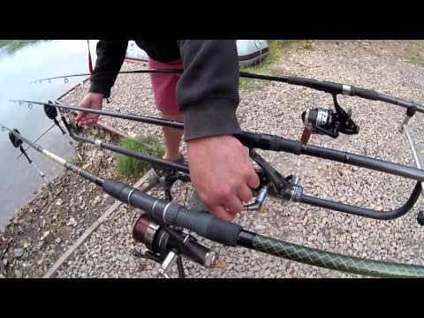 Chytání kaprů na zig rig od přípravy po úlovek
