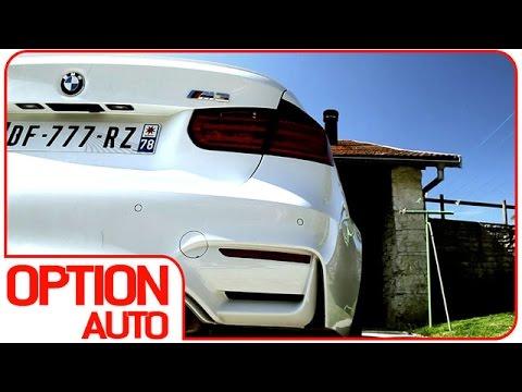 auto - Abonnez-vous / Subscribe for more : http://www.youtube.com/user/OptionAuto?sub_confirmation=1 ----------------------------- BMW M3 Berline (F80) - 6 cylindres en ligne biturbo - 2 979 cm3...