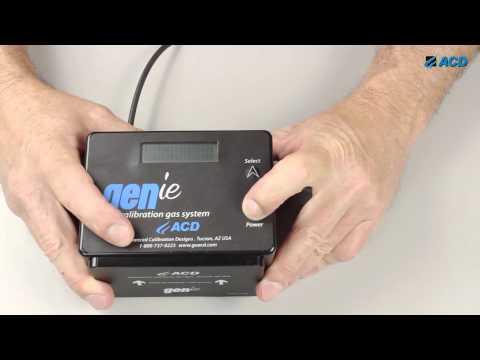 GENie-NH3 (QC-1) Instructional Video