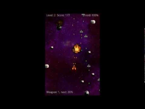Video of K-Space Shooter HD