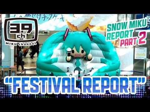 Informe vocaloid evento en Japon 2013