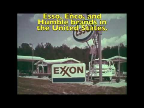 When Exxon became Exxon 1973