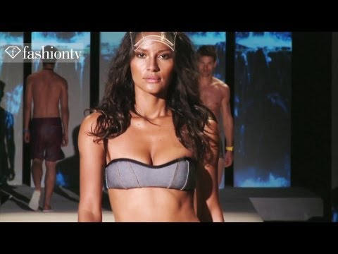 Blue Man Swimwear Show – Bikini Models on the Runway at Rio Fashion Week Summer 2013 (3) | FashionTV