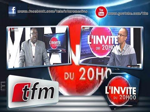 Boubacar Séye invité Du 20h Sur Tfm De Ce Mercredi 19 Août 2015
