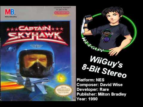 captain skyhawk nes youtube