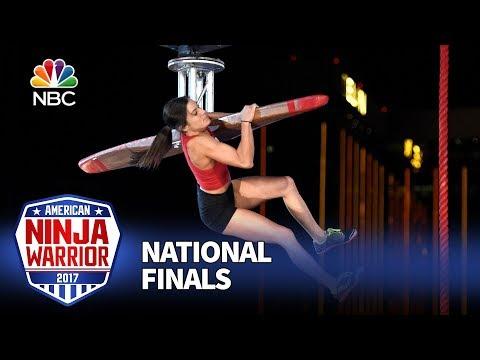 Kacy Catanzaro at the Las Vegas National Finals: Stage 1 - American Ninja Warrior 2017