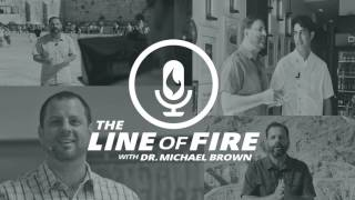 Dr. Brown interviews Ron Cantor about his journey to faith in Jesus. Also Ron shares news of healings and salvations happening on the streets of Israel !