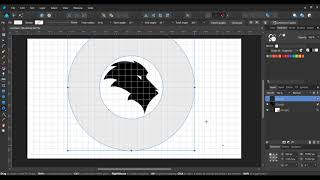 Download Lagu Logo Speed Art - Wildlife ( Affinity Designer ) | Ambriek Creations Mp3