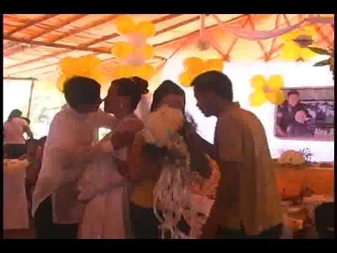 ALEX MANEL WEDDING BLOOPERS (RECEPTION)