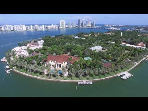 Video Homes for Sale in Miami Beach - Star Island | Neighborhood Video download in MP3, 3GP, MP4, WEBM, AVI, FLV January 2017