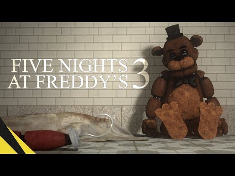 [SFM] Five Nights at Freddy's 3 (Trailer) [Fan Made]