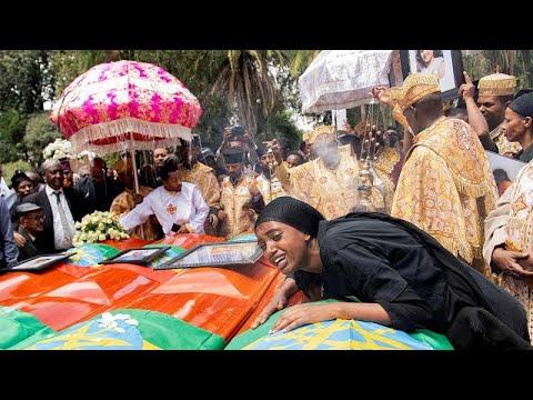 Äthiopien: Trauer um Opfer des Boeing-737-Absturzes