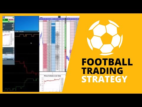 Football Trading Strategy On Betfair By Caan Berry