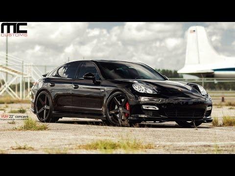 MC Customs Porsche Panamera Turbo