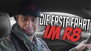 JP Performance - Die erste Fahrt im Audi R8!