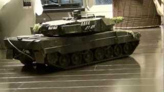 RC 1/16 Tank Leopard 2A6