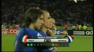 Video 2006 World Cup Germany - Final - Penalty Shootout MP3, 3GP, MP4, WEBM, AVI, FLV Maret 2018