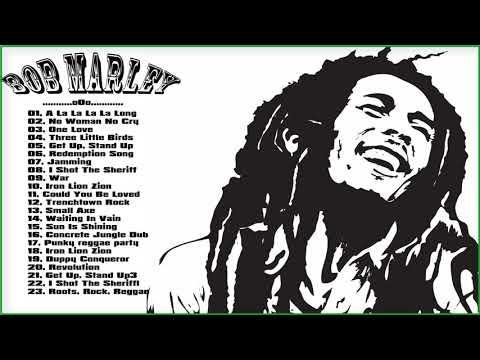 Bob Marley Greatest Hits- Best Songs Of Bob Marley Nonstop 2020