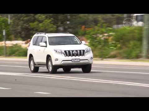 Toyota Prado Kakadu review | Drive.com.au
