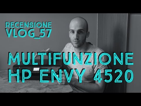 Recensione - Stampante - Multifunzione - Wi-Fi - HP - A4 - €50!