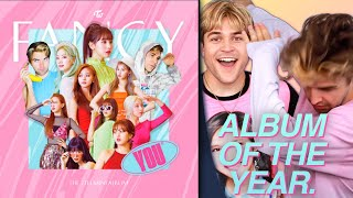 Video TWICE - 'Fancy You' Listening Party! (full album reaction!!) MP3, 3GP, MP4, WEBM, AVI, FLV April 2019