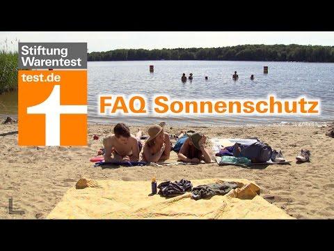 FAQ Sonnenschutz: So vermeidet ihr Sonnenbrand - alles zu Hauttyp, Lichtschutzfaktor & Co.