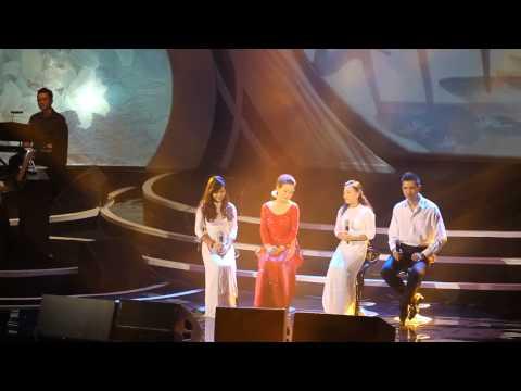 Nhớ mùa thu Hà Nội - Khánh Ly hát live (y)