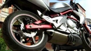 2. Kawasaki ER 6n sound