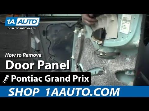 How to install replace taillight chevy venture pontiac for 1999 pontiac grand prix power window switch
