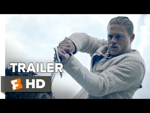 King Arthur: Legend of the Sword Official Trailer 1