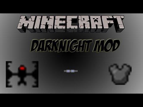 Minecraft - Dark Night Mod 1.7.2 FORGE