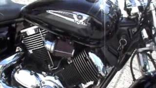 7. 2007 Yamaha V Star 1100 Classic w/Roadhouse exhaust, Dragon's Breath air intake