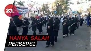 Video Tak Ada yang Salah dari Pawai TK Bercadar dan 'Bersenjata' MP3, 3GP, MP4, WEBM, AVI, FLV Agustus 2018