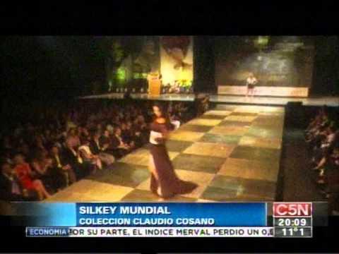 Fashion Baires: El glamour del desfile de Silkey 2013