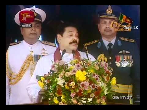 64th National Independence Day Celebration Of Sri Lanka Live From Anuradhapura Full Video