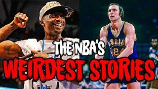 Video 4 NBA Stories SO WEIRD They Have To BE TRUE! MP3, 3GP, MP4, WEBM, AVI, FLV Desember 2018