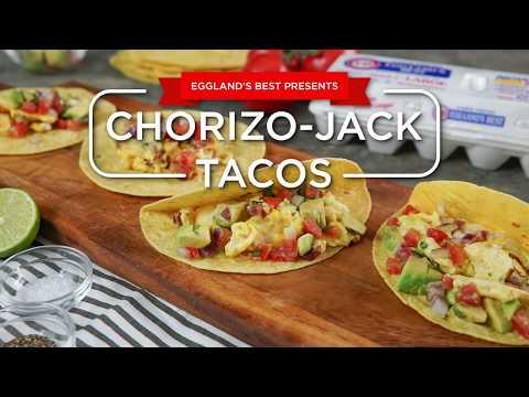 Chorizo Jack Tacos