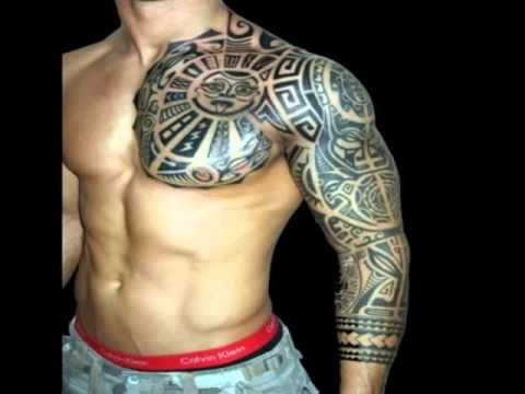 Arm Tattoos For Men – Tribal Arm Tattoos Designs