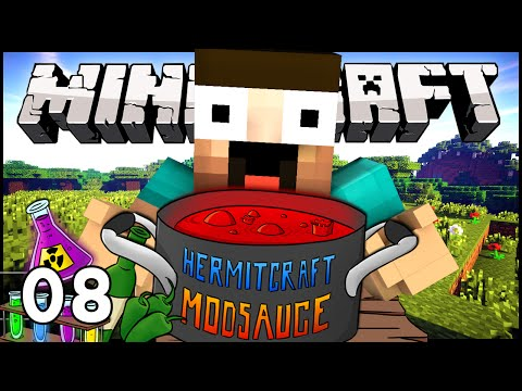08 - Hermitcraft ModSauce - Ep.08 : Applied Energistics 2! Leave a LIKE on this video for more! Subscribe for more! ▻ http://goo.gl/yCQnEn Check out the awesome kingdaddymackydiddy! : https://www.you.