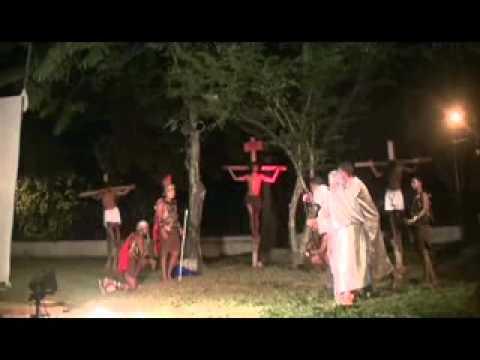 A Paixão de Cristo em Itaparica