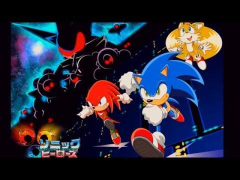 Sonic X - Sonic Drive lyrics