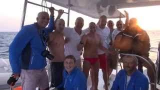 Cyprus Israel Swim Video 2014